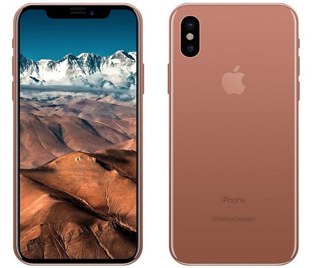 iPhone 8 năm nay sẽ có thêm một màu mới rất độc đáo, iFan cần biết ngay - Ảnh 3.