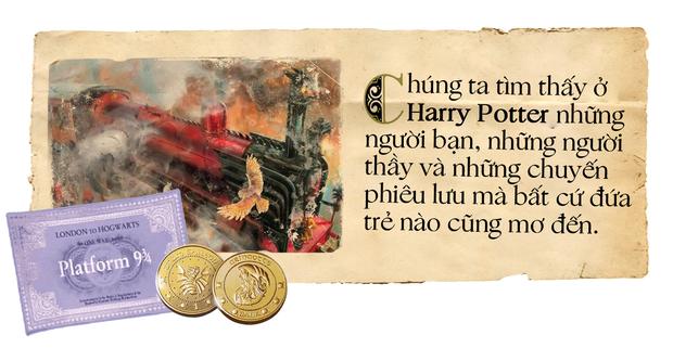 20 năm, 7 tập truyện: Harry Potter vừa là thế giới phép màu ai cũng mơ, vừa là nơi chúng ta cùng nhau trưởng thành - Ảnh 5.