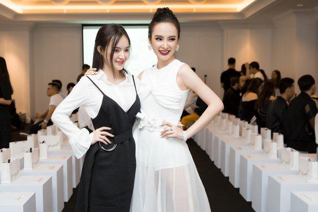 Lâu rồi mới thấy em gái Angela Phương Trinh xuất hiện cùng chị: Dịu dàng và kín đáo hơn xưa nhiều! - Ảnh 3.