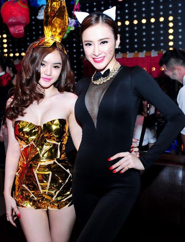 Lâu rồi mới thấy em gái Angela Phương Trinh xuất hiện cùng chị: Dịu dàng và kín đáo hơn xưa nhiều! - Ảnh 7.