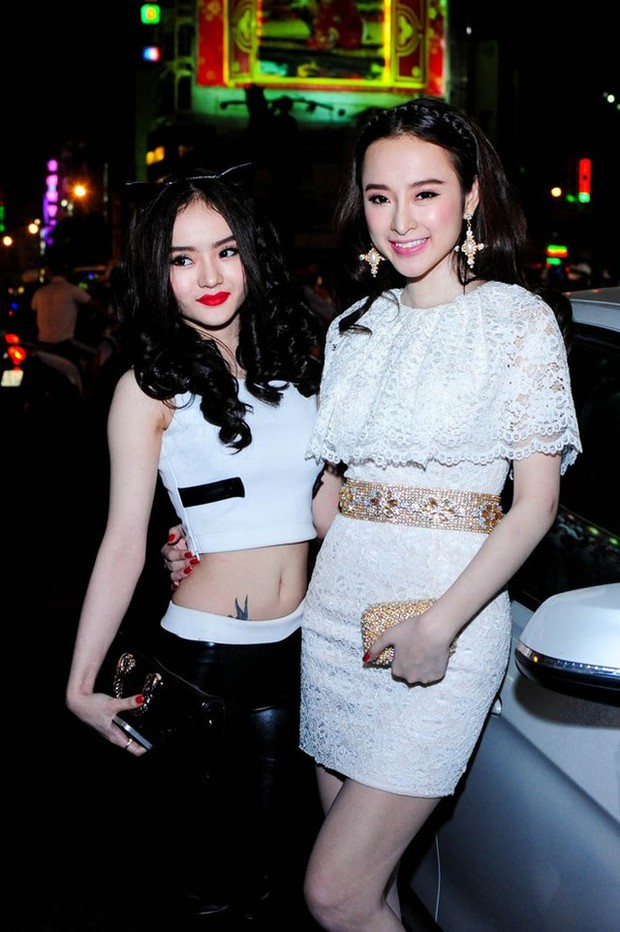 Lâu rồi mới thấy em gái Angela Phương Trinh xuất hiện cùng chị: Dịu dàng và kín đáo hơn xưa nhiều! - Ảnh 6.