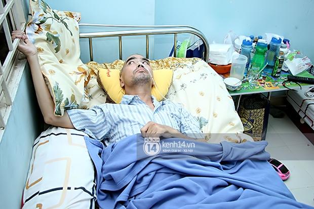 Diễn viên Nguyễn Hoàng đang trong cơn nguy kịch, bệnh viện trả về nhà - Ảnh 1.