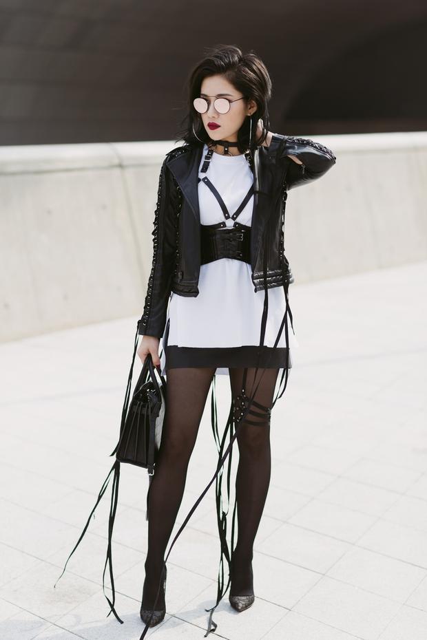 Ngoài Sơn Tùng & Tóc Tiên, Seoul Fashion Week mùa này còn nhiều gương mặt thân quen từ Vbiz - Ảnh 7.