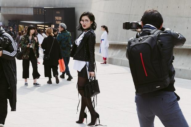 Ngoài Sơn Tùng & Tóc Tiên, Seoul Fashion Week mùa này còn nhiều gương mặt thân quen từ Vbiz - Ảnh 8.