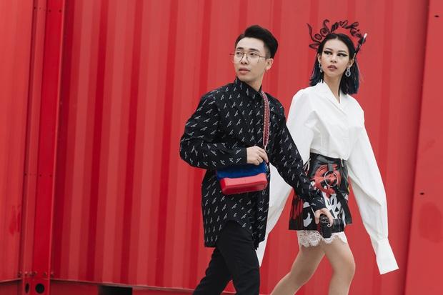 Phí Phương Anh như bước ra từ truyện tranh, Jolie Nguyễn mạnh tay dát lên người 700 triệu không thua Hoàng Ku - Ảnh 12.