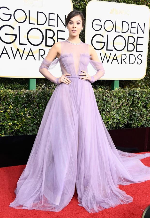Thảm đỏ Quả Cầu Vàng 2017: Lily Collins đẹp như công chúa, đánh bật dàn Hoa hậu, mỹ nhân Hollywood - Ảnh 9.