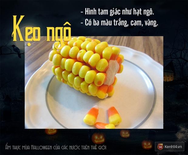 Mở mang tầm nhìn với ẩm thực độc đáo mùa Halloween của các nước trên thế giới - Ảnh 1.