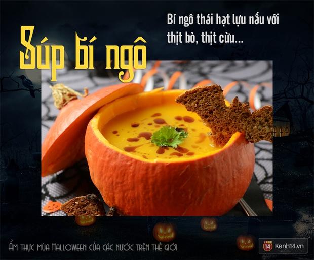 Mở mang tầm nhìn với ẩm thực độc đáo mùa Halloween của các nước trên thế giới - Ảnh 3.