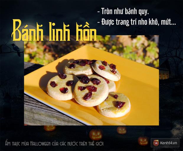 Mở mang tầm nhìn với ẩm thực độc đáo mùa Halloween của các nước trên thế giới - Ảnh 9.