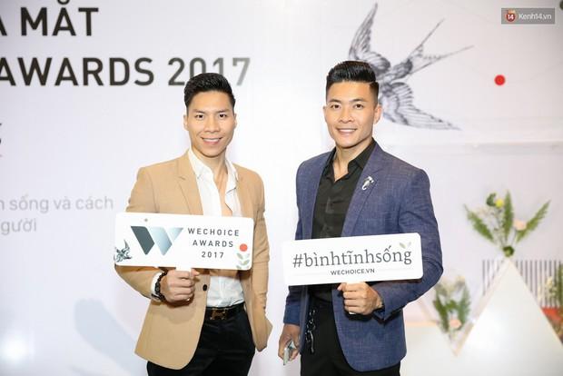 Đông Nhi cùng dàn mỹ nhân Việt xinh đẹp nổi bật trên thảm đỏ của họp báo WeChoice Awards 2017 - Ảnh 9.