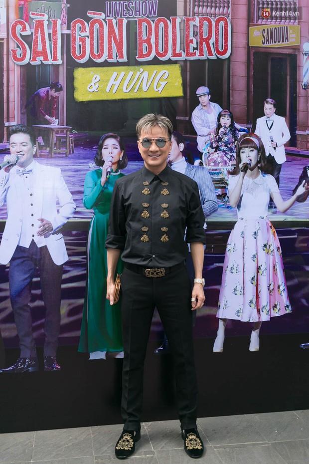 """Đàm Vĩnh Hưng: """"Ở Việt Nam chỉ có 5 ca sĩ là bán được đĩa và vé liveshow, trong đó có tôi - Ảnh 2."""