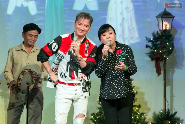 """Đàm Vĩnh Hưng: """"Ở Việt Nam chỉ có 5 ca sĩ là bán được đĩa và vé liveshow, trong đó có tôi - Ảnh 7."""