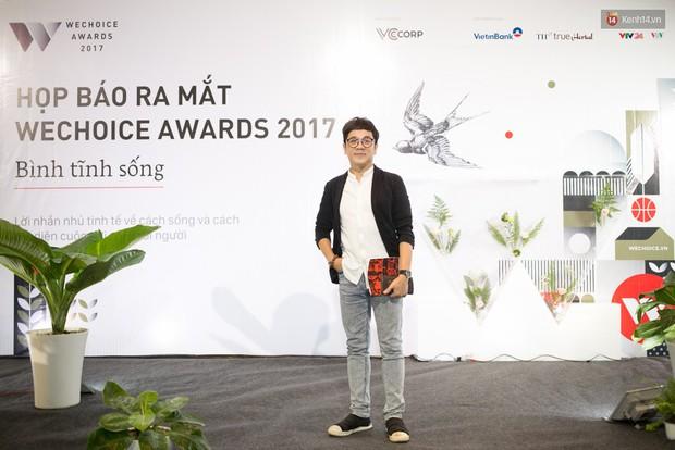 Đông Nhi cùng dàn mỹ nhân Việt xinh đẹp nổi bật trên thảm đỏ của họp báo WeChoice Awards 2017 - Ảnh 1.
