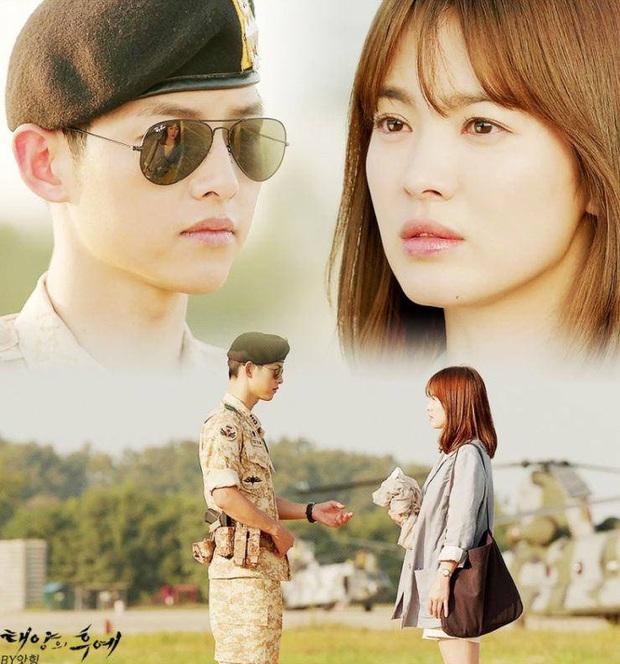 Song Joong Ki gặp được Song Hye Kyo không phải là nhờ Hậu duệ mặt trời - Ảnh 1.