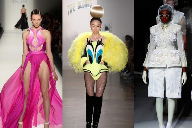 Rất hiếm khi thấy các người mẫu hé cười trên sàn diễn thời trang - đó là bởi... - Ảnh 1.