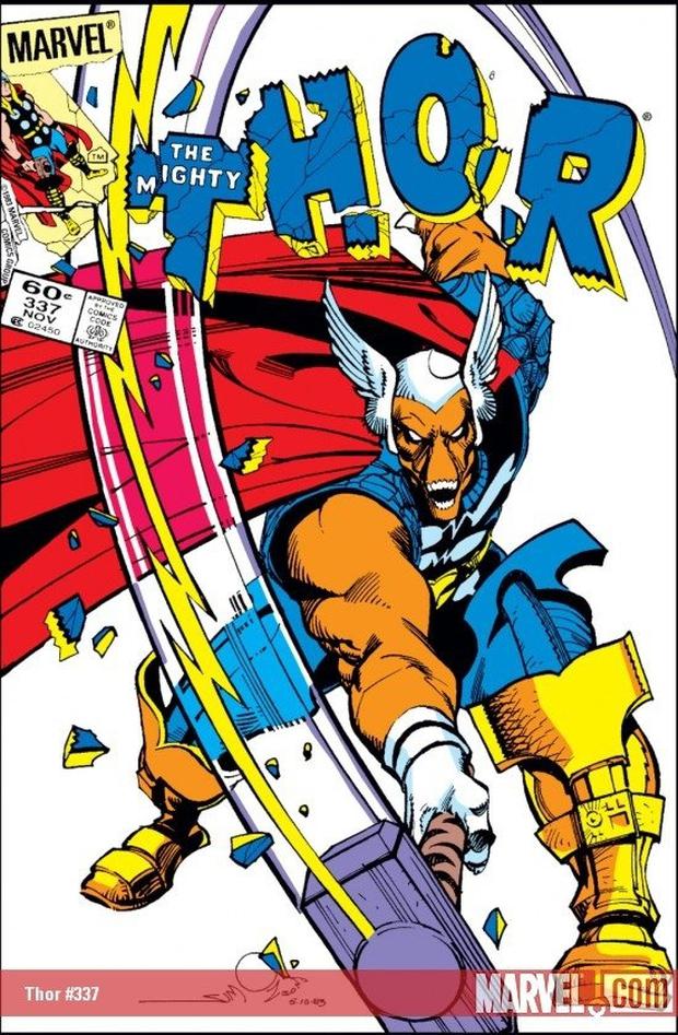 Ngoài Thor, còn ai nhấc được búa thần Mjolnir? - Ảnh 1.