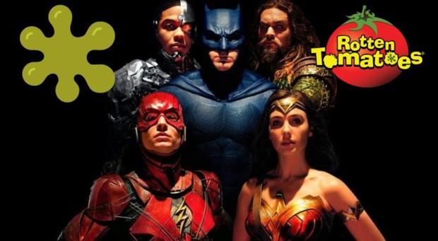 Cà Chua Thối không có lỗi, lỗi là do Justice League dở thật! - Ảnh 1.