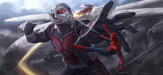Ant-Man 2 sẽ là bộ phim hài lãng mạn đầu tiên của Marvel - Ảnh 1.