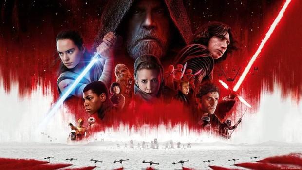 Điểm Rotten Tomatoes của Star Wars: The Last Jedi còn thua cả Justice League! - Ảnh 1.