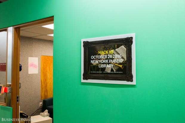 Bên trong văn phòng làm việc đẹp nín thở của Facebook tại New York - Ảnh 14.