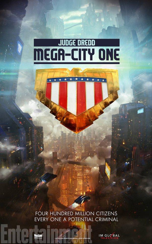 Karl Urban có thể sẽ trở lại với vai Judge Dredd trong Mega-City One - Ảnh 2.