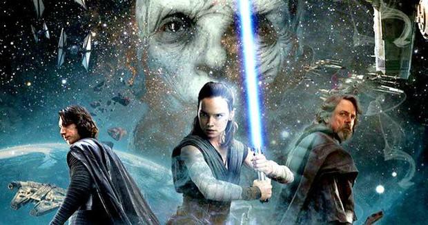 Điểm Rotten Tomatoes của Star Wars: The Last Jedi còn thua cả Justice League! - Ảnh 3.