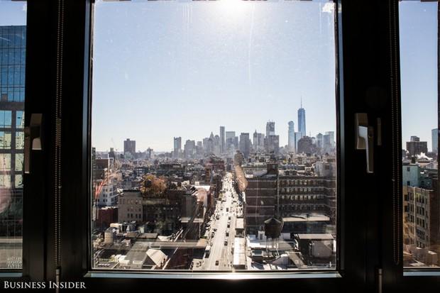 Bên trong văn phòng làm việc đẹp nín thở của Facebook tại New York - Ảnh 30.