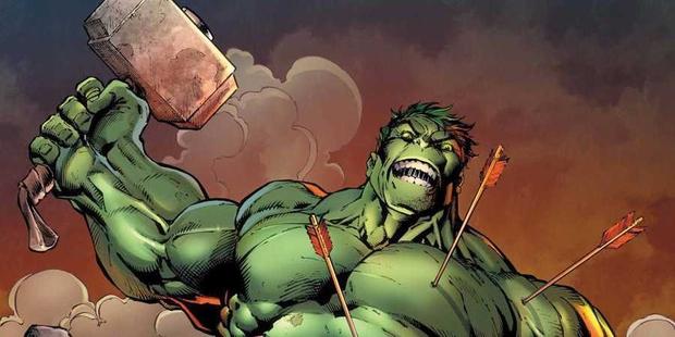 Ngoài Thor, còn ai nhấc được búa thần Mjolnir? - Ảnh 4.