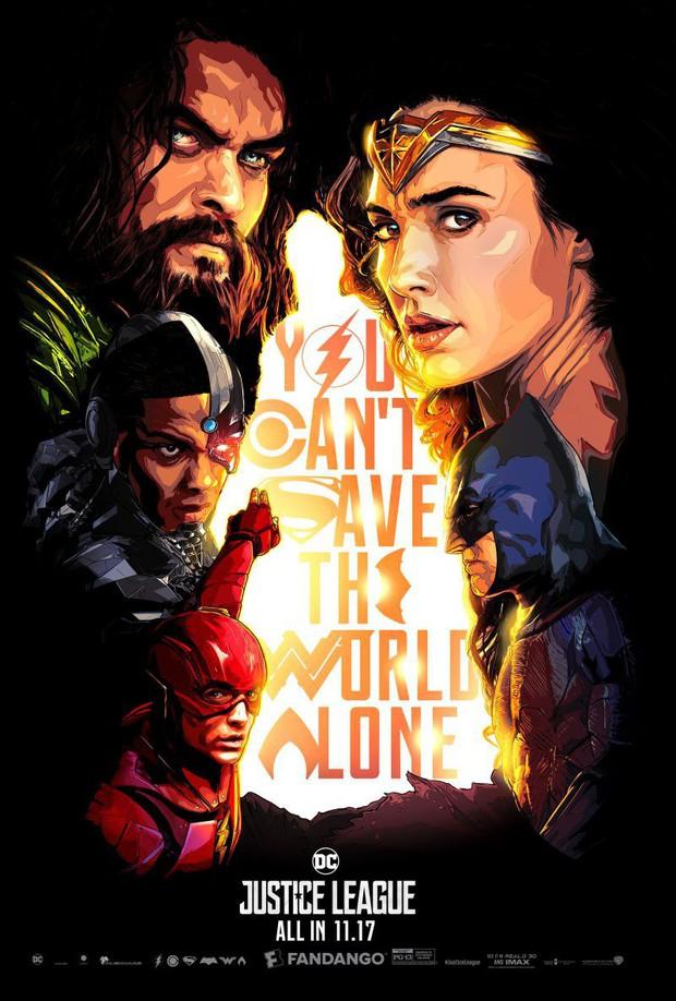 Doanh thu Justice League tại Bắc Mỹ được dự đoán kém hơn Thor: Ragnarok - Ảnh 4.