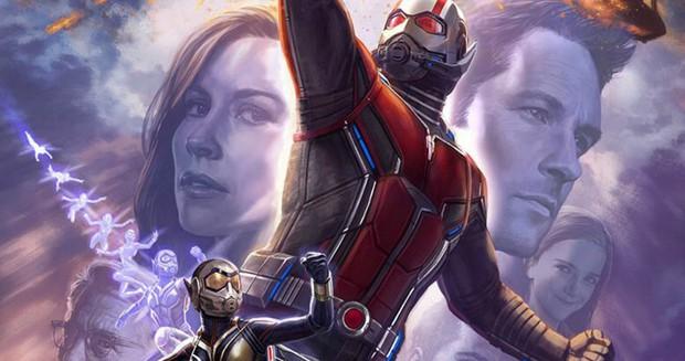 Ant-Man 2 sẽ là bộ phim hài lãng mạn đầu tiên của Marvel - Ảnh 4.