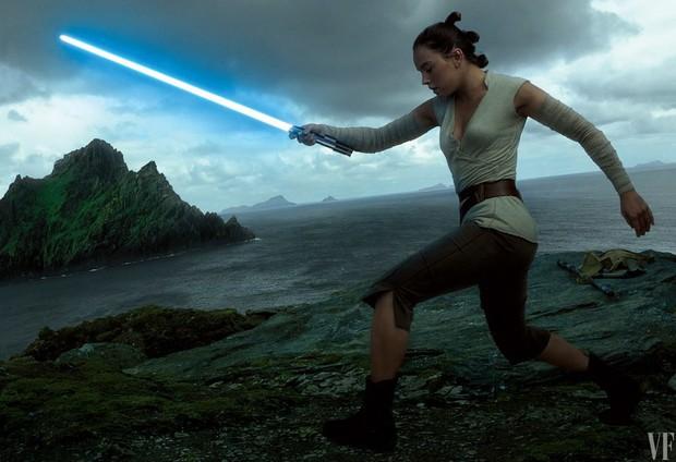 Điểm Rotten Tomatoes của Star Wars: The Last Jedi còn thua cả Justice League! - Ảnh 4.