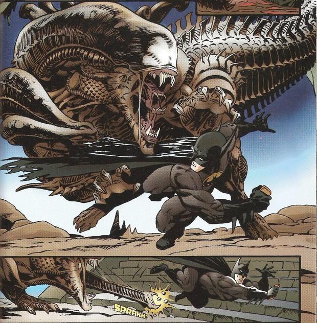 Alien và Predator: Số phận mù mịt của hai kẻ săn mồi trong tay chuột nhắt - Ảnh 5.