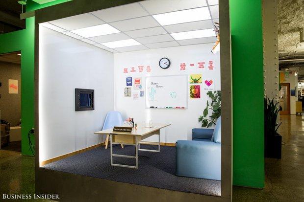 Bên trong văn phòng làm việc đẹp nín thở của Facebook tại New York - Ảnh 6.