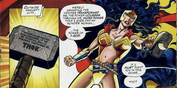 Ngoài Thor, còn ai nhấc được búa thần Mjolnir? - Ảnh 7.
