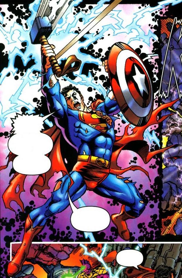 Ngoài Thor, còn ai nhấc được búa thần Mjolnir? - Ảnh 8.