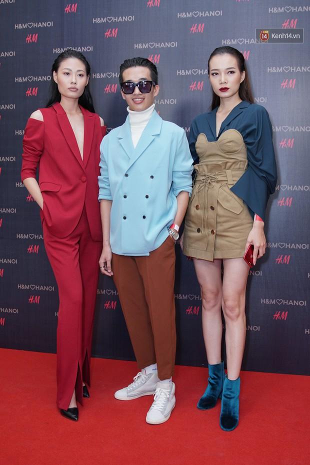3 gia đình hot nhất mạng xã hội cùng đến mở hàng cho cửa hàng H&M đầu tiên tại Hà Nội - Ảnh 8.