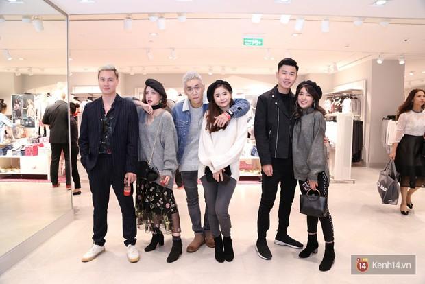 3 gia đình hot nhất mạng xã hội cùng đến mở hàng cho cửa hàng H&M đầu tiên tại Hà Nội - Ảnh 1.