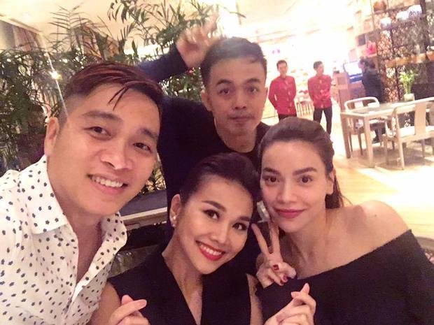 Vượt khỏi ranh giới công việc quản lý - nghệ sĩ, họ là những người bạn thân bền chặt nhất showbiz Việt! - Ảnh 1.