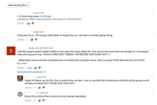 Netizen Việt đặt nghi vấn Hola Hola (KARD) đạo nhái sản phẩm âm nhạc Vpop - Ảnh 5.