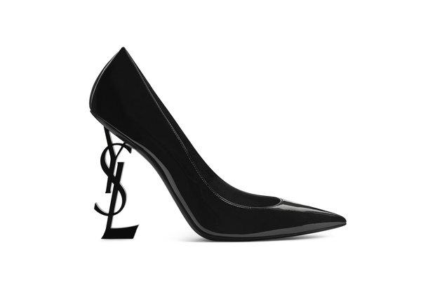Saint Laurent sẽ khiến bạn hết hồn với mẫu giày cao gót kiêm giày trượt patin trị giá 59 triệu đồng - Ảnh 1.