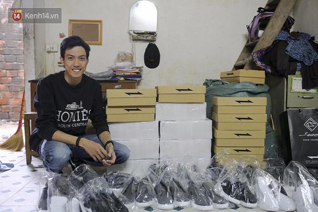 9x Đà Nẵng tự thiết kế và sản xuất giày Việt 100% và câu chuyện khởi nghiệp với 25 triệu đồng - Ảnh 5.