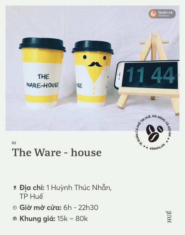 Cẩm nang những quán cà phê cực xinh cho ai sắp đi Huế - Đà Nẵng - Hội An - Ảnh 2.