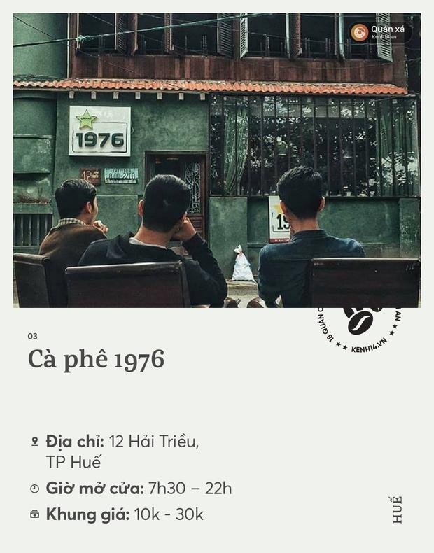 Cẩm nang những quán cà phê cực xinh cho ai sắp đi Huế - Đà Nẵng - Hội An - Ảnh 3.