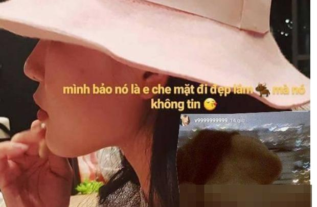 Diệp Linh Châu bị nghi là cô gái trong bức ảnh phản cảm trên Instagram của Hữu Vi - Ảnh 1.