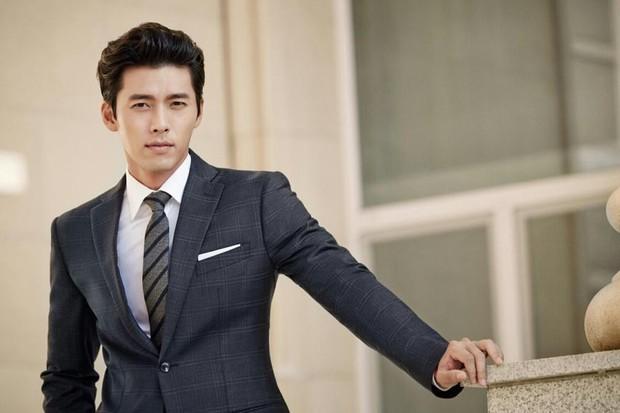 Những ông bố của mỹ nam mỹ nữ hàng đầu xứ Hàn: Đẹp đến tầm tài tử cũng phải ghen tị - Ảnh 2.