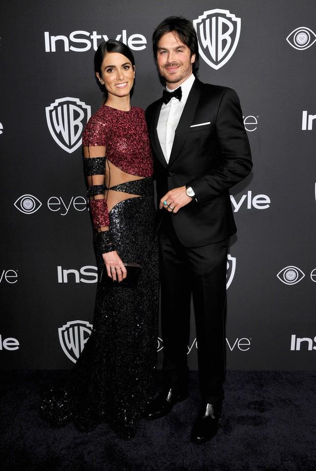Hậu Quả Cầu Vàng: Miranda Kerr trễ nải sexy, mỹ nhân Blurred Lines hớ hênh trên thảm đỏ - Ảnh 26.