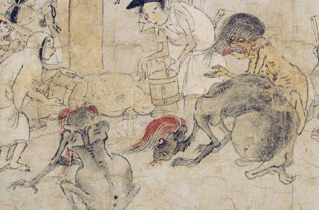 Truyền thuyết quỷ đói nỗi ám ảnh kinh hoàng và những điều kiêng kị tháng cô hồn trong dân gian - Ảnh 4.