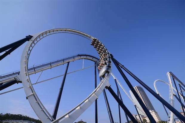 Giải mã cơn sốt công viên giải trí Sun World Ha Long Park - Ảnh 10.
