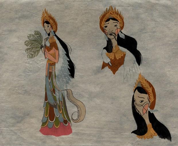 Clip: Mượn Lôi Báo, Victor Vũ kể chuyện Mị Châu Trọng Thủy phiên bản hoạt hình - Ảnh 8.