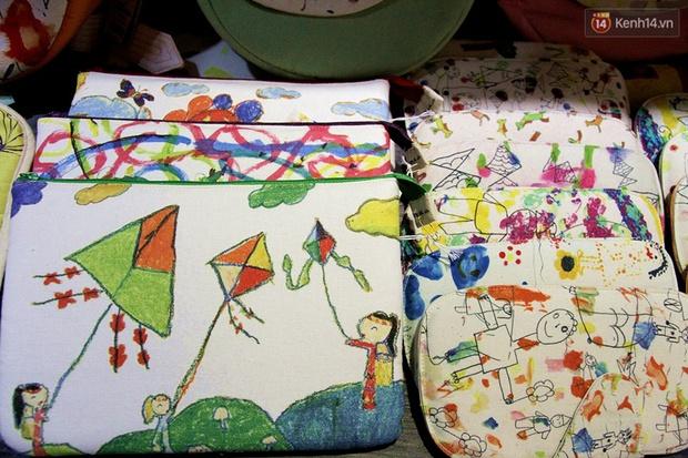 Câu chuyện về Tòhe: Đừng thương hại những họa sĩ nhí mắc bệnh tự kỷ, mà hãy công nhận tài năng của các em - Ảnh 6.